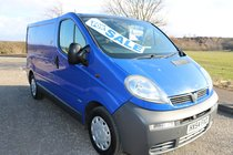 Vauxhall Vivaro GREAT CONDITION LOW MILES HIGHLY MAINTAINED *NO VAT* NEW TIMING BELT KIT FITTED TRAFIC