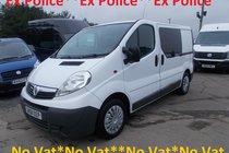 Vauxhall Vivaro 2.9T 2.0DTi 115 LWB