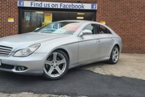 Mercedes CLS CLS320 CDI HPI CLEARED 6 MONTHS WARRANTY INCLUDED