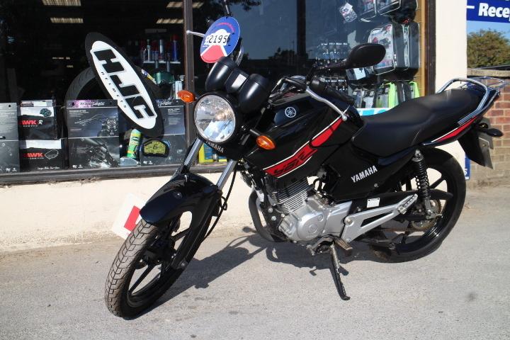 yamaha ybr ybr125 ed mj wearing Yamaha YBR Alloy Wheel Yamaha YBR 125 Pakistan