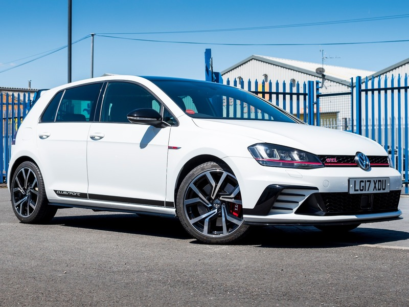 Volkswagen Golf Gti Clubsport Edition 40 Dsg Sagitta Automotive Ltd