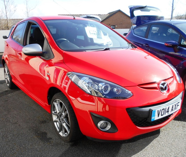 Mazda Cx 3 2 0 Sport Nav 5dr Hatchback: Used Mazda 2 1.3 Venture Edition For Sale Swansea