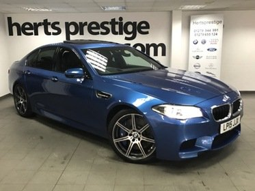 BMW M5 4.4 M5 COMPETITION PACK/ £13145 BMW OPTIONS