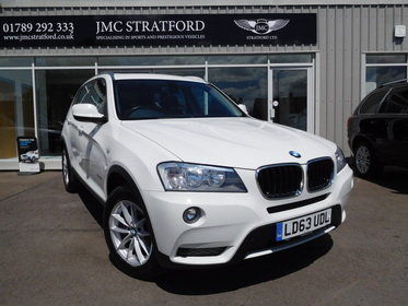 BMW X3 2.0 sDrive18d SE Auto - Quick And Easy Finance 6.9% APR Representative