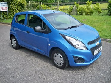 Chevrolet Spark 1.0 LS FULL MAIN DEALER HISTORY ONLY ONE OWNER £30 PER YEAR ROAD TAX