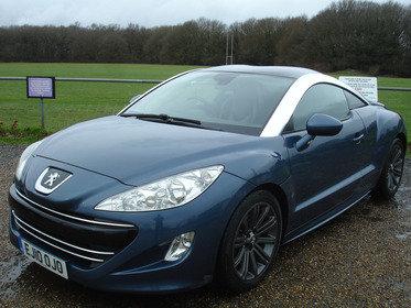 Peugeot RCZ 2.0 HDI FAP GT 163BHP