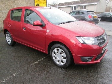 Dacia Sandero 1.2 16V 75 WITH ONLY 19832 MILES