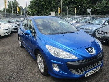 Peugeot 308 1.6 SPORT HDI 110, BEAUTIFUL CAR