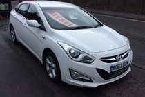 Hyundai I40 CRDI ACTIVE BLUE DRIVE BUY NO DEP & £38 A WEEK T&C APPLY