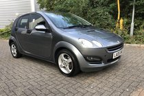 Smart ForFour PASSION RHD (95BHP)