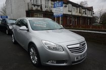 Vauxhall Insignia Exclusiv 2.0CDTI 16v (130PS)