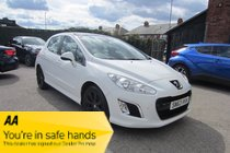 Peugeot 308 E-HDI ACTIVE SAT/NAV ! PAN-ROOF ! FSH ! £20 ROAD TAX ! NAV/MEDIA/BT ! RESERVE & COLLECT