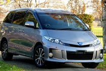Toyota Estima 2.4 Hybrid Auto 7 Seats