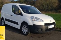 Peugeot Partner HDI S L1 625 A Very Nice Clean Van Fully Serviced Moted Warranted With AA Cover