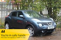 Nissan Juke ACENTA PREMIUM - REVERSE CAMERA - SATELLITE  NAVIGATION - VERY CLEAN CAR - x2 KEYS