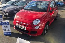 Fiat 500 S /£30 tax/ services history