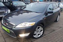 Ford Mondeo Titanium X 1.8TDCi 125 6 Speed