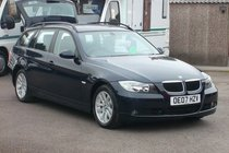 BMW 3 SERIES 320d SE AUTOMATIC TOURING