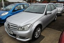 Mercedes C Class C220 CDI EXECUTIVE SE PREMIUM