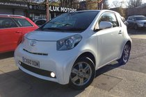 Toyota iQ VVT-I IQ2 AUTOMATIC!!! (VEHICLE NOW SOLD SUBJECT TO FINANCE)