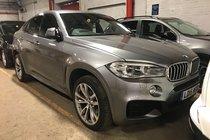 BMW X6 xDrive40d M Sport DEPOSIT TAKEN