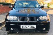 BMW X3 Sd M SPORT