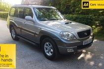 Hyundai Terracan CRTD CDX