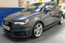 Audi A1 TFSI S LINE *APPLY FOR INSTANT FINANCE ON OUR WEBSITE*