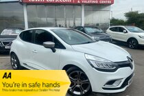 Renault Clio GT LINE DCI 5 DOOR 1 FORMER LOCAL OWNER 29410 MILES FULL RENAULT SERVICE HISTORY CLIMATE CONTROL CRUISE CONTROLSAT NAV LEATHER