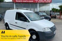 Volkswagen Caddy C20 SWB VAN 104TDI, NO VAT SIDE LOADING DOOR PLY LINED CAM BELT CHANGED AT 111000 MILES