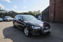 Audi A4 AVANT TDI ULTRA SPORT £20 YEAR TAX ! FACELIFT MODEL ! SERVICE HISTORY ! 1 OWNER ! 12 MONTHS MOT !