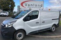 Vauxhall Vivaro 2700 L1H1 CDTI P/V ECOFLEX