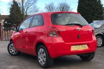 Toyota Yaris 1.3 VVT-i T3 AUTOMATIC ** ONLY 22K MILES + FULL SERVICE HISTORY **