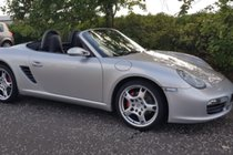 Porsche Boxster 987 Boxster S 3.2 24V A Very Nice Car Ready To Drive Away with Extras