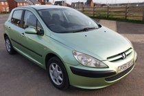 Peugeot 307 LX HDI (90BHP) - MOT 14-09-19 - PX TO CLEAR