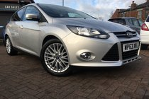Ford Focus Zetec 1.0T 125PS EcoBoost