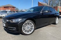 BMW 3 SERIES 320d LUXURY