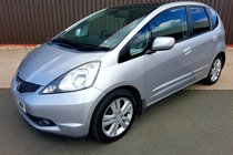 Honda Jazz I-VTEC EX I-SHIFT