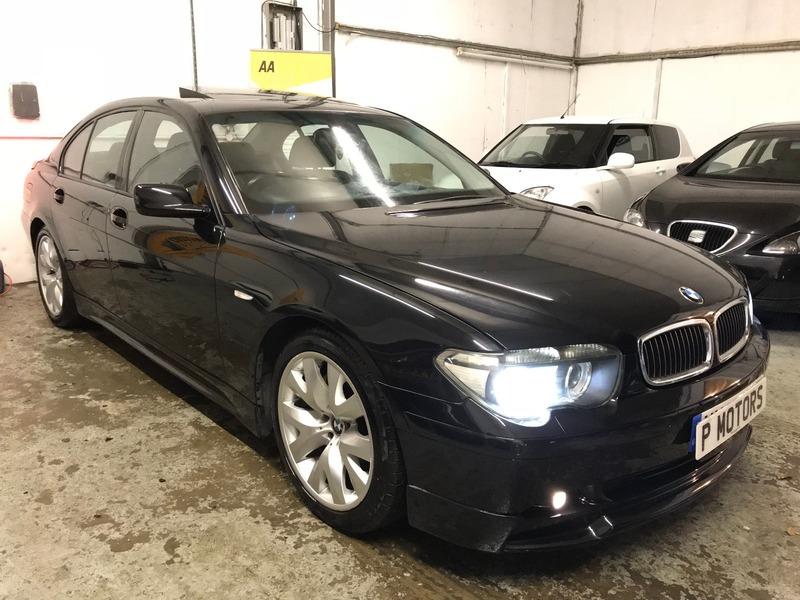 BMW 7 SERIES 745Li (SUNROOF+LEATHER+ONE YEAR MOT) | Pinxton Motors Bmw I Spesifikasi on bmw 316ti, bmw alternator, bmw 525ix, bmw 528it, bmw 518i, bmw 740il, bmw 320ci,