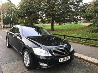 Mercedes S Class Left Hand Drive 2006 Fresh Import 01/05/2019