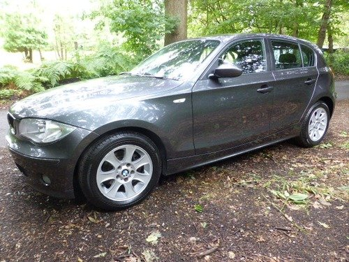 BMW 1 SERIES 120D 2.0 TDi SE