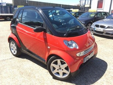 Smart City Cabriolet Pulse Softouch