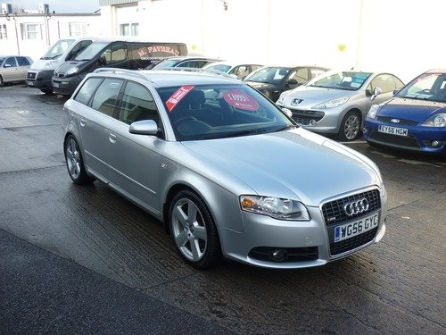 Audi A4 Avant 2.0 TDI S LINE AVANT 170PS From 149.97pm