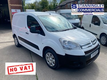 Citroen Berlingo 625 LX L1 1.6 HDI 3 Seater NO VAT
