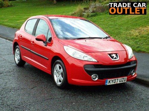 Peugeot 207 1.4 16V SPORT+NEW MOT+
