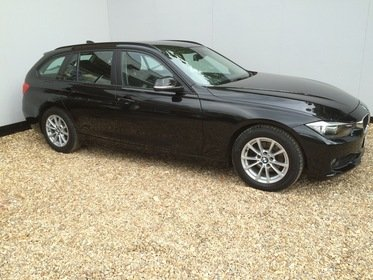 BMW 3 SERIES 2.0 320d EFFICIENTDYNAMICS BUSINESS TOUR