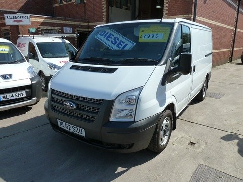 Ford Transit T280 2.2 TDCi 100ps Low Roof 6 Speed