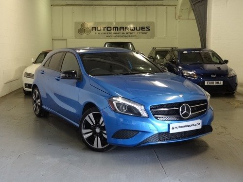 Mercedes A Class 1.8 A 200 CDI BLUE EFFICIENCY SPORT