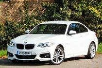 BMW 2 SERIES 2.0 218d M SPORT