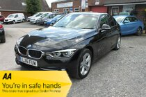 BMW Sport 318d Sport - Classic BMW styling.  Looks the part. Drives the part!